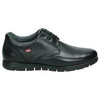 Schoenen Heren Derby & Klassiek On Foot Schoenen op de voet 8900 zwarte ridder Noir