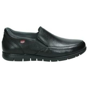 Schoenen Heren Instappers On Foot Schoen mocassin voet 8903 zwarte ridder Noir