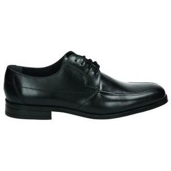 Schoenen Heren Derby & Klassiek Nuper Schoenen  2631 zwarte ridder Noir