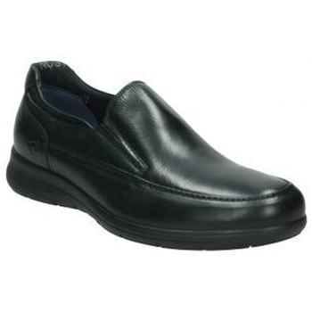 Schoenen Heren Instappers Sison Schoenen  79.1 zwarte ridder Noir