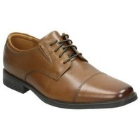 Schoenen Heren Derby & Klassiek Clarks 26130096 Marron