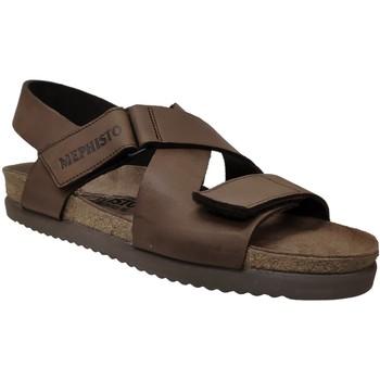 Schoenen Heren Sandalen / Open schoenen Mephisto NADEK Bruin leer