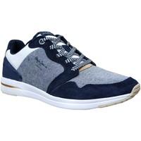 Schoenen Heren Lage sneakers Pepe jeans Jayker dual d-limit Marineblauw