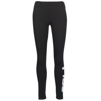 Textiel Dames Leggings Fila FLEX LEGGINGS Zwart