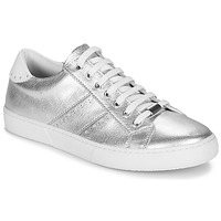 Schoenen Dames Lage sneakers André BERKELEY Zilver
