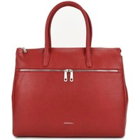Tassen Dames Computertassen Gigi Fratelli Leren Laptoptas 17 inch Romance Business ROM8007 Rood