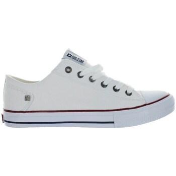 Schoenen Dames Lage sneakers Big Star DD274336 Wit