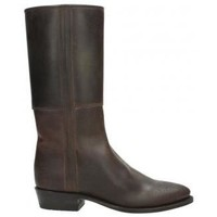 Schoenen Dames Hoge laarzen Sendra boots Bota  1186 Richard becerro Marron