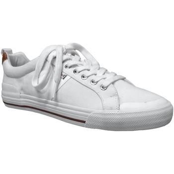 Schoenen Heren Lage sneakers Kickers Arty Wit canvas