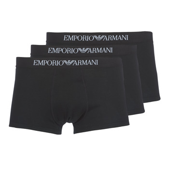 Ondergoed Heren Boxershorts Emporio Armani CC722-111610-21320 Zwart