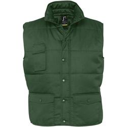Textiel Heren Dons gevoerde jassen Sols EQUINOX PRO WORKS Verde