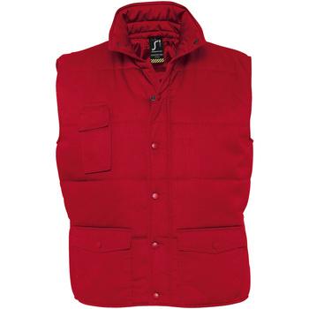 Textiel Heren Dons gevoerde jassen Sols EQUINOX PRO WORKS Rojo
