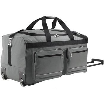 Tassen Soepele Koffers Sols VOYAGER BIG TRAVEL Gris