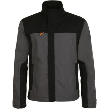 Textiel Heren Wind jackets Sols IMPACT PRO MULTI WORK Gris