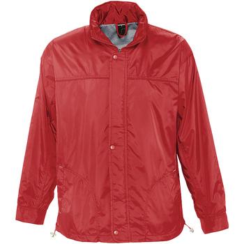Textiel Windjack Sols MISTRAL HIDRO SWEATER Rojo