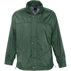 Textiel Windjack Sols MISTRAL HIDRO SWEATER Verde
