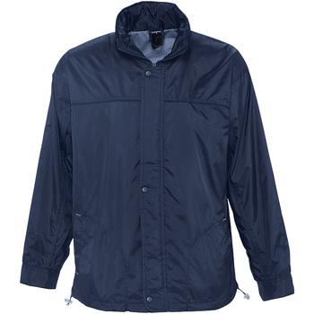 Textiel Windjack Sols MISTRAL HIDRO SWEATER Azul