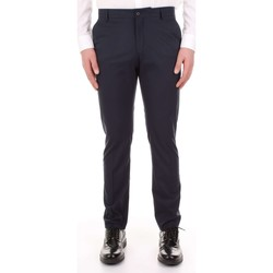 Textiel Heren Chino's Selected 16051395 Blu