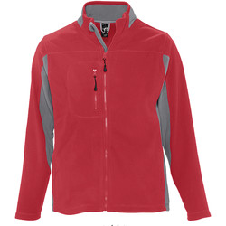 Textiel Heren Fleece Sols NORDIC POLAR MEN Rojo