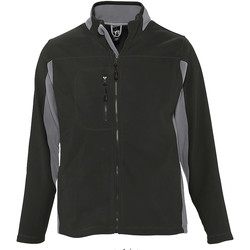 Textiel Heren Fleece Sols NORDIC POLAR MEN Negro