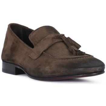 Schoenen Heren Mocassins Pawelk's OLD CACAO Marrone