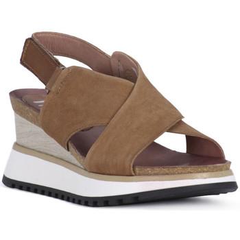 Schoenen Dames Sandalen / Open schoenen Mjus 102 SANDALO TARDE Beige