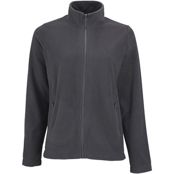 Textiel Dames Fleece Sols NORMAN POLAR WOMEN Gris