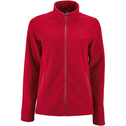 Textiel Dames Fleece Sols NORMAN POLAR WOMEN Rojo