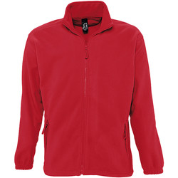 Textiel Heren Fleece Sols NORTH POLAR MEN Rojo
