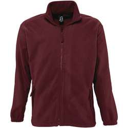Textiel Heren Fleece Sols NORTH POLAR MEN Violeta