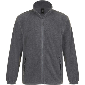 Textiel Heren Fleece Sols NORTH POLAR MEN Gris