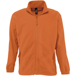 Textiel Heren Fleece Sols NORTH POLAR MEN Naranja
