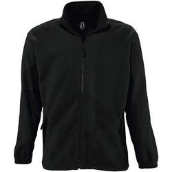 Textiel Heren Fleece Sols NORTH POLAR MEN Negro