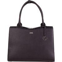 Tassen Dames Handtassen lang hengsel Socha Laptoptas 13.3 inch Midi Zwart