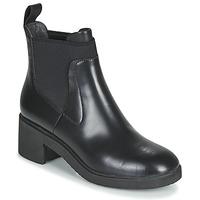 Schoenen Dames Laarzen Camper WONDER CHELSEA Zwart
