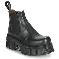 Schoenen Laarzen New Rock M-1554-C1 Zwart