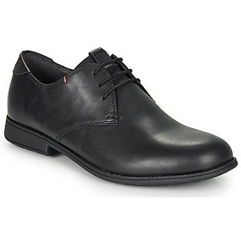Schoenen Heren Derby Camper MIL3 Zwart