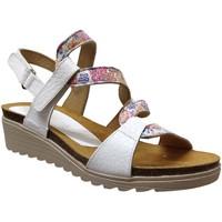 Schoenen Dames Sandalen / Open schoenen Xapatan 2164 libertad Meerkleurig wit