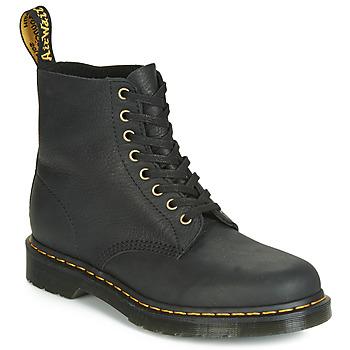 Schoenen Laarzen Dr Martens 1460 PASCAL Zwart
