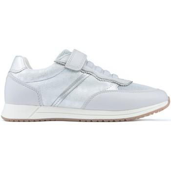 Schoenen Kinderen Lage sneakers Geox J JENSEA-schoenen GRIJS