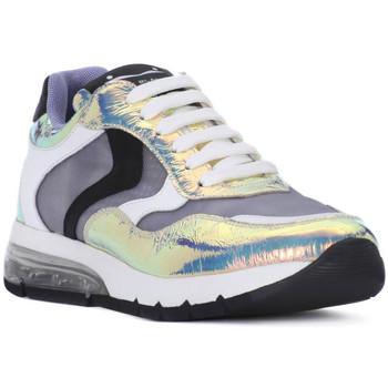 Schoenen Dames Lage sneakers Voile Blanche DENISE MESH Bianco