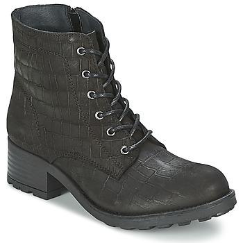 Schoenen Dames Laarzen Shoe Biz RAMITKA Zwart