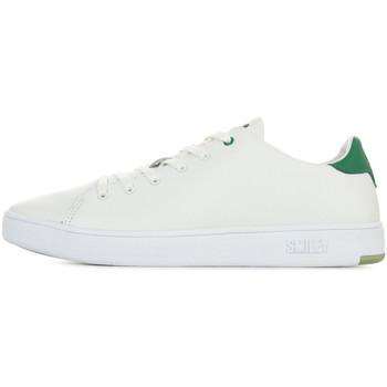 Schoenen Lage sneakers Smiley Enjoy Ss1m Green Wit