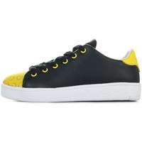 Schoenen Kinderen Sneakers Smiley Enjoy Zwart