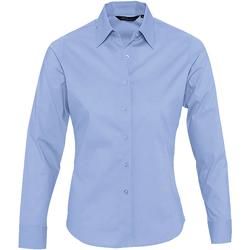 Textiel Dames Overhemden Sols EDEN ELEGANCE Azul