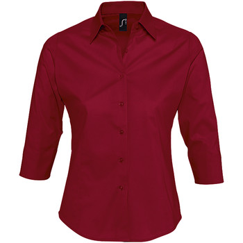 Textiel Dames Overhemden Sols EFFECT ELEGANT Rojo