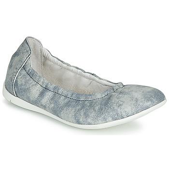 Schoenen Meisjes Ballerina's Ramdam LIBRE Blauw