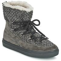 Schoenen Dames Hoge sneakers Kennel + Schmenger PIETRU Grijs
