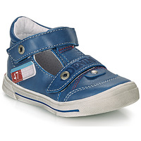 Schoenen Jongens Sandalen / Open schoenen GBB PEPINO Blauw
