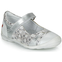 Schoenen Meisjes Ballerina's GBB PRINCESSE Zilver